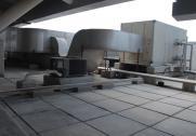 GAS System, HVAC – MEP & Civil